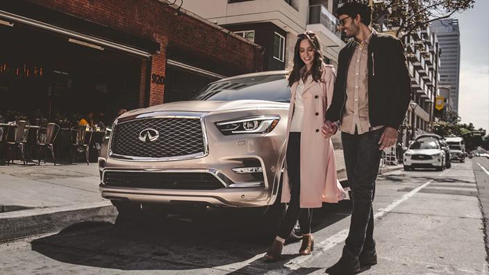 2019 INFINITI QX80 Driving Benefits | Dreyer & Reinbold INFINITI