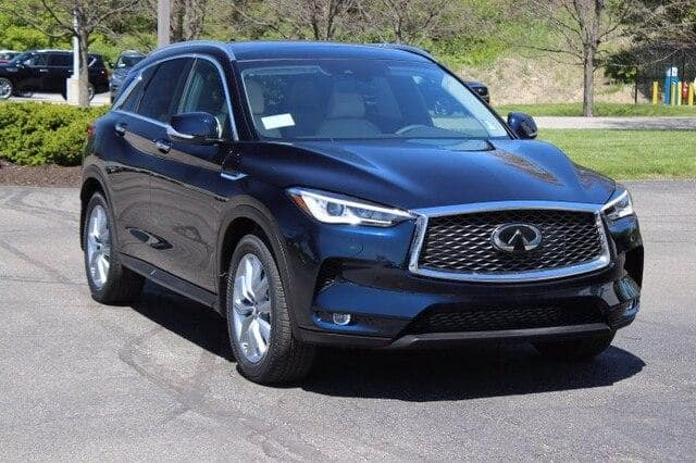 2021 QX50 LUXE All Wheel Drive