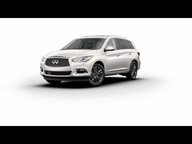New 2020 INFINITI QX60 - ALL TRIMS