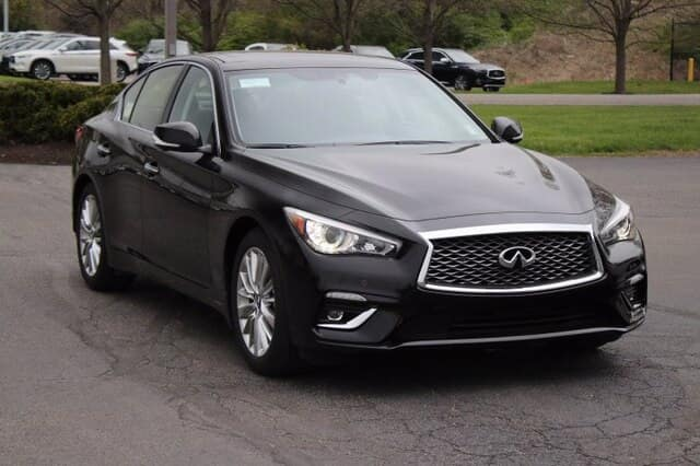 2021 Q50 All Wheel Drive LUXE with Seat and Sound Package