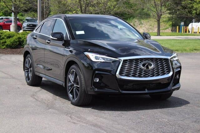 All New 2022 QX55 LUXE All Wheel Drive