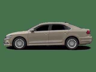 2018 Passat model