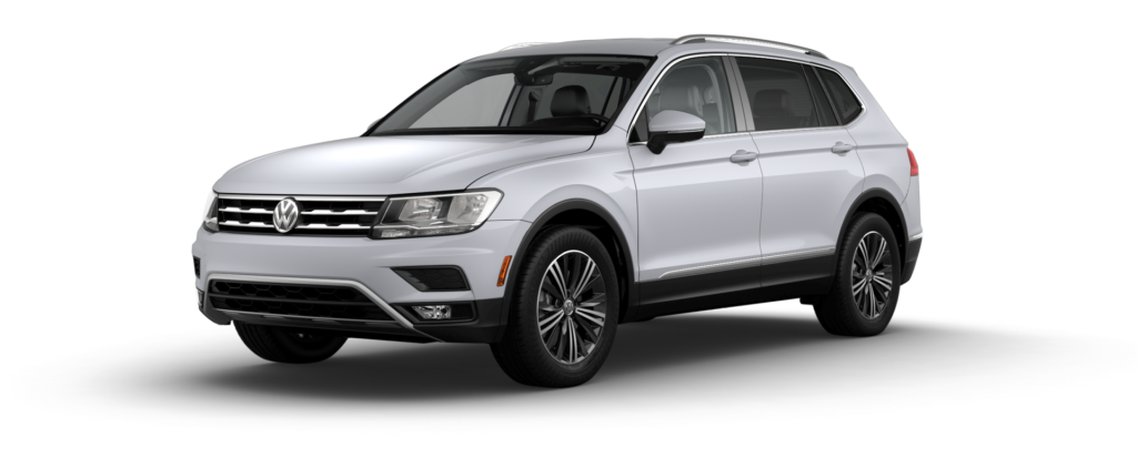 2018 Volkswagen Tiguan - 1.9% APR For 60mo.