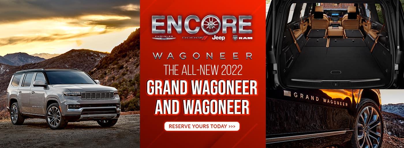 2022 Wagoneer & Grand Wagoneer