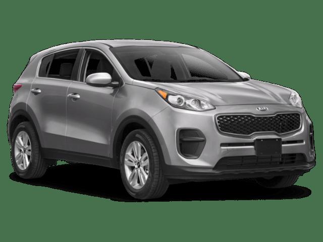2019 Kia Sportage LX-FWD