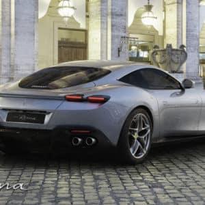 Ferrari Roma back view