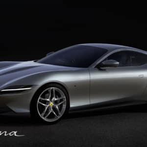 Ferrari Roma exterior