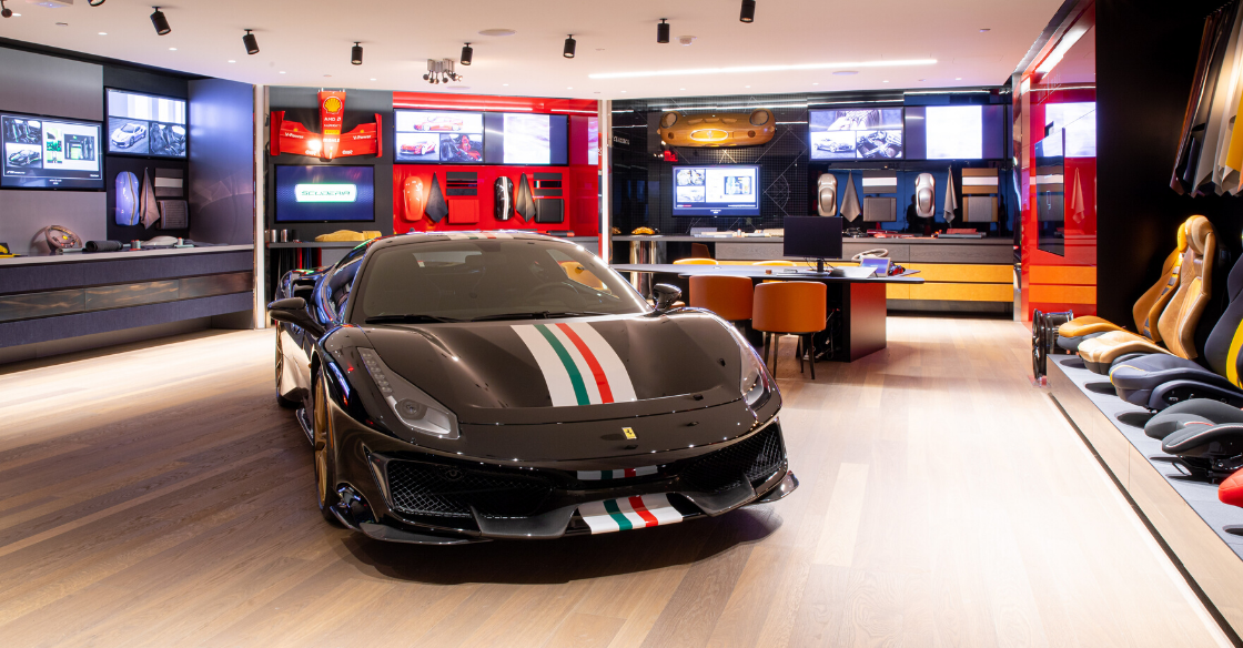 Inside the Ferrari Tailor Made program