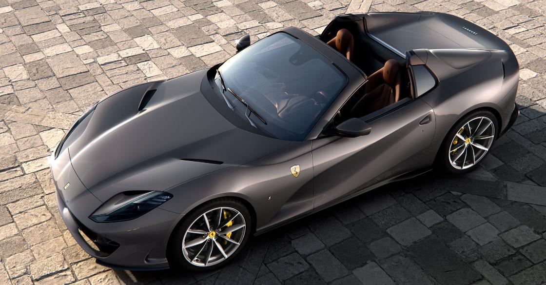 Ferrari of Rancho Mirage car