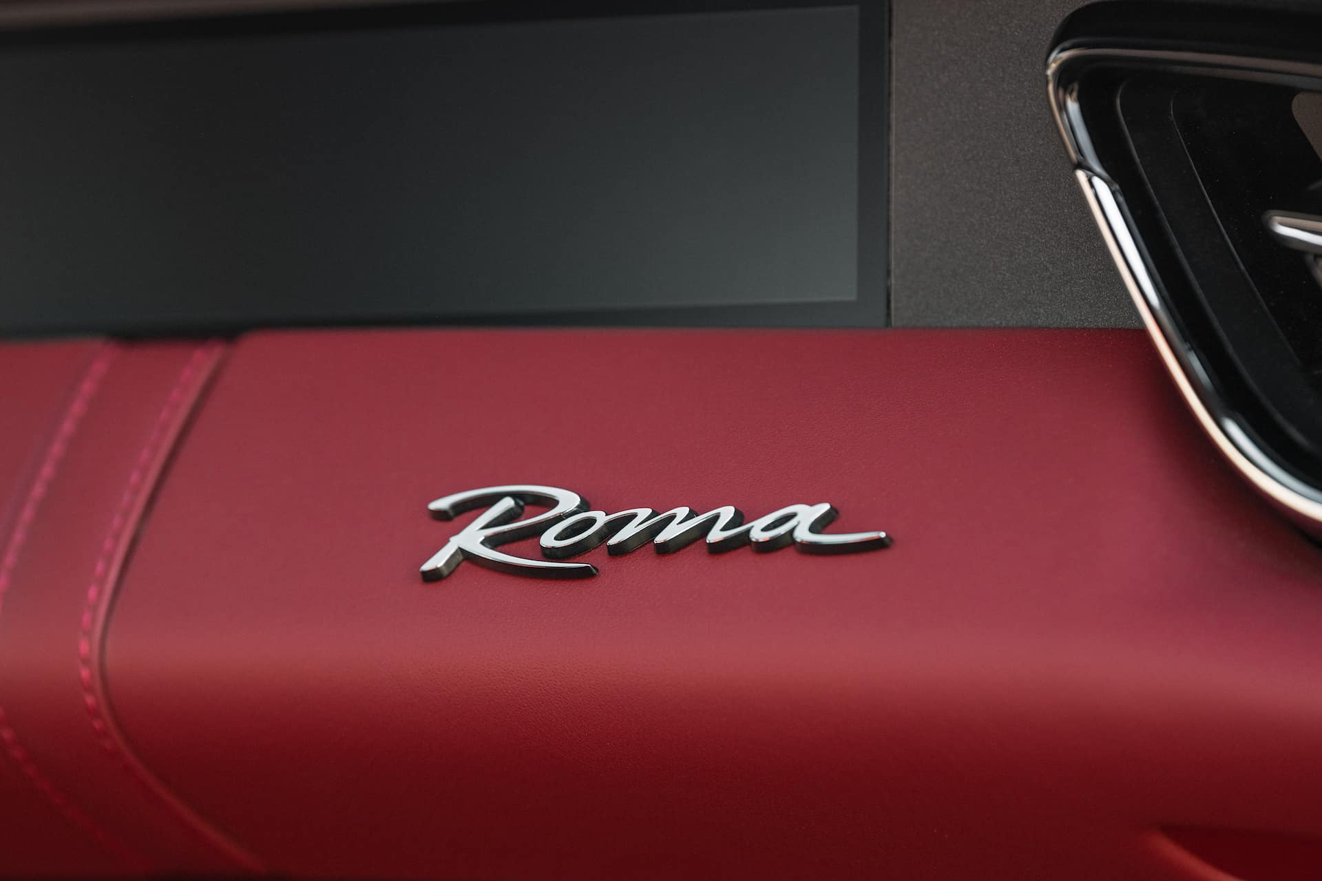 A Look At The 2020 Ferrari Roma Ferrari Of Rancho Mirage