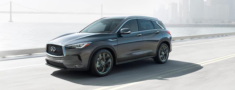 2019 INFINITI QX50 in gray