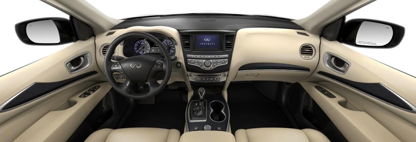 2020 QX60 Interior