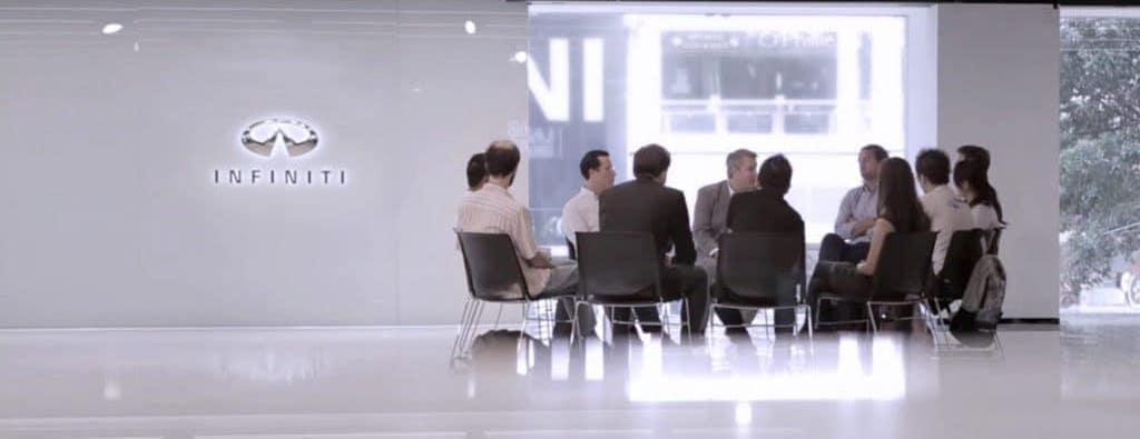 INFINITI meeting