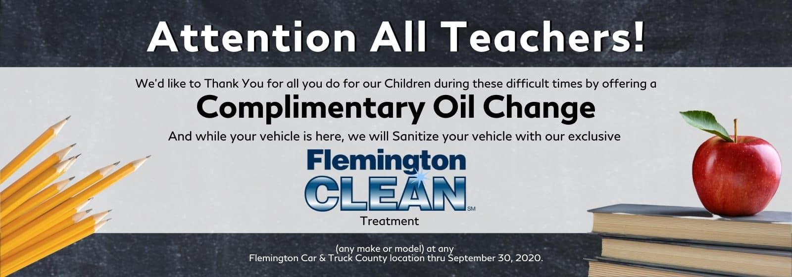 INFINITI Attention Teachers Flemington Clean_