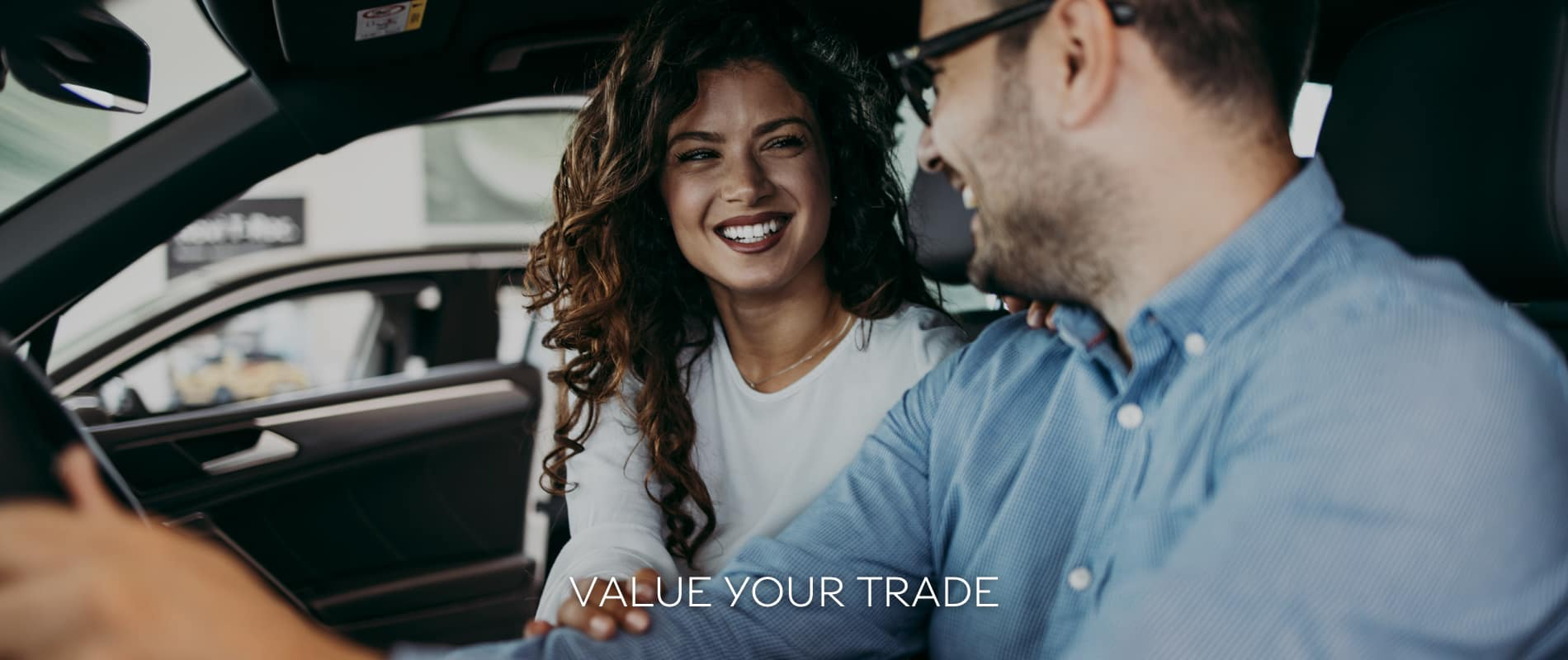 Value Your Trade - Roadster
