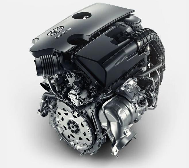 INFINITI 2021 QX50 Engine