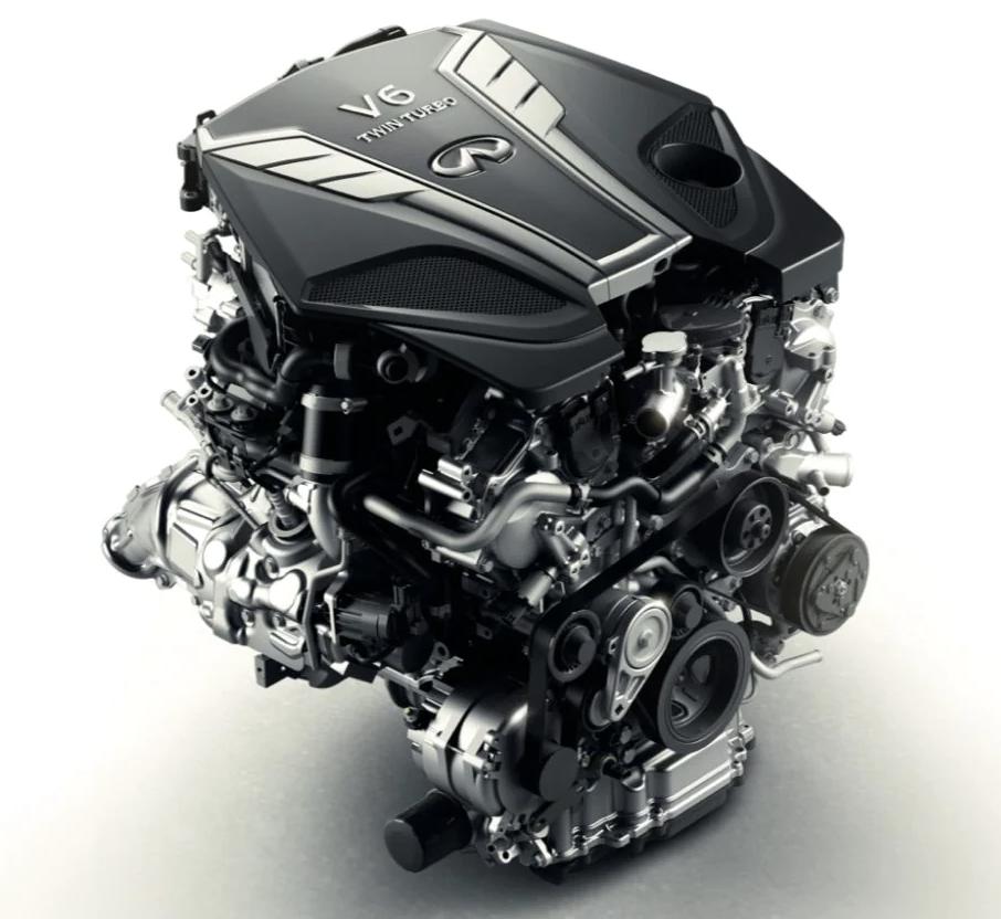 INFINITI 2021 q50 Powerful Engine