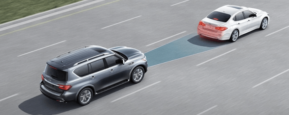 INFINITI 2021 QX80 Safety Feature