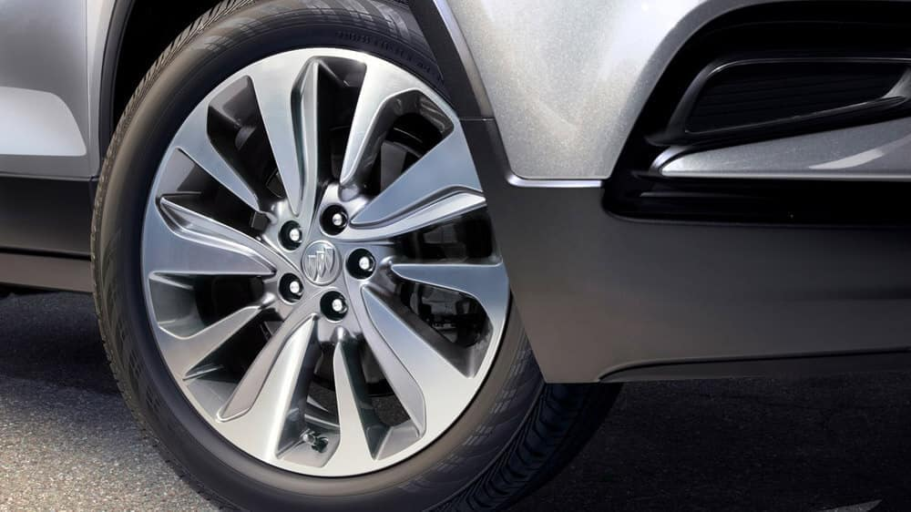 2019 Buick Encore wheel detail
