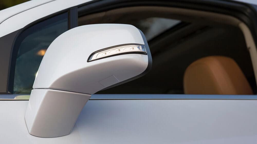 2019 Buick Encore side view mirror