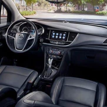 2019 Buick Encore dashboard