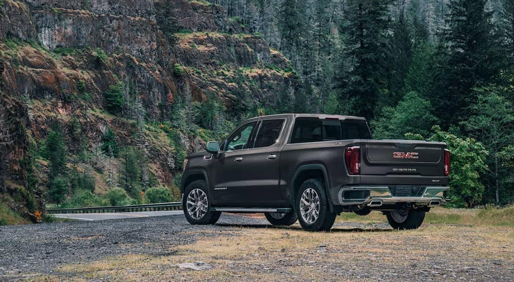 2019 GMC Sierra 1500 near rocky bluff