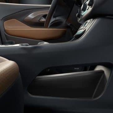 2019 GMC Terrain interior detail