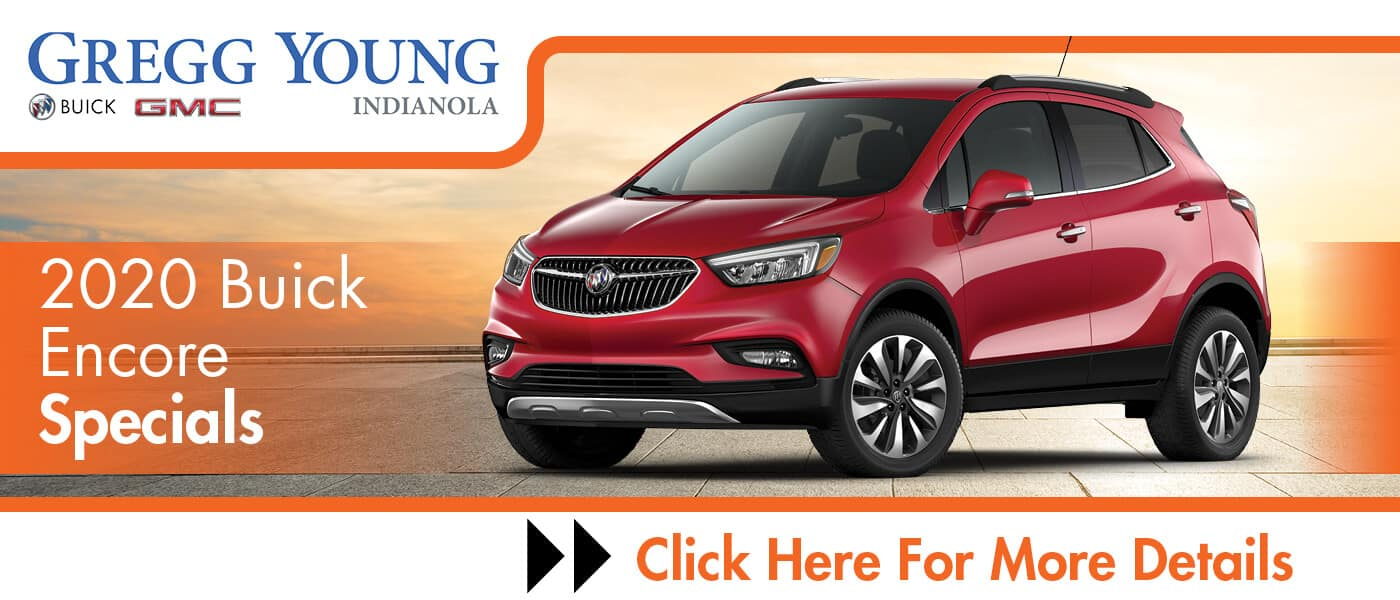 Click Here for 2020 Buick Encore Specials