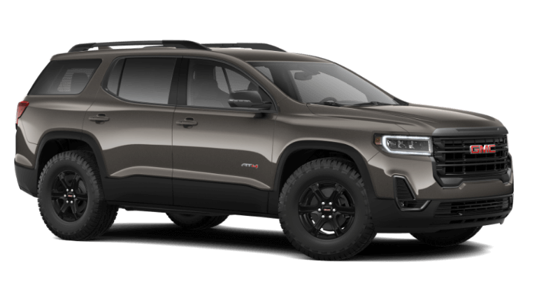 Smokey Quartz 2020 GMC Acadia AT4
