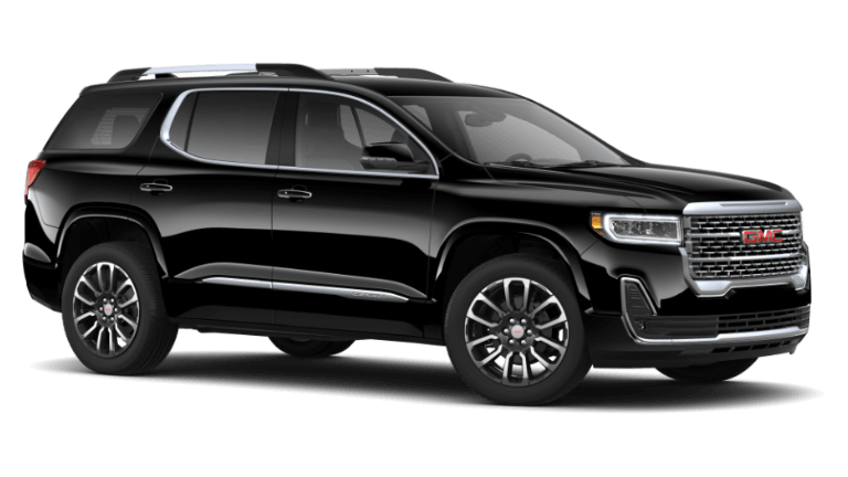 Ebony Twilight 2020 GMC Acadia Denali