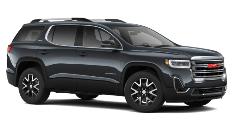 2020 GMC Acadia - Carbon Black Metallic