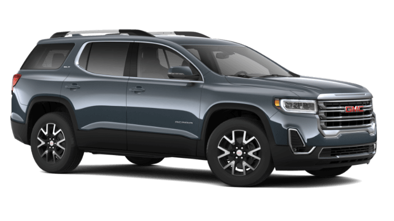 2020 GMC Acadia - Dark Sky Metallic