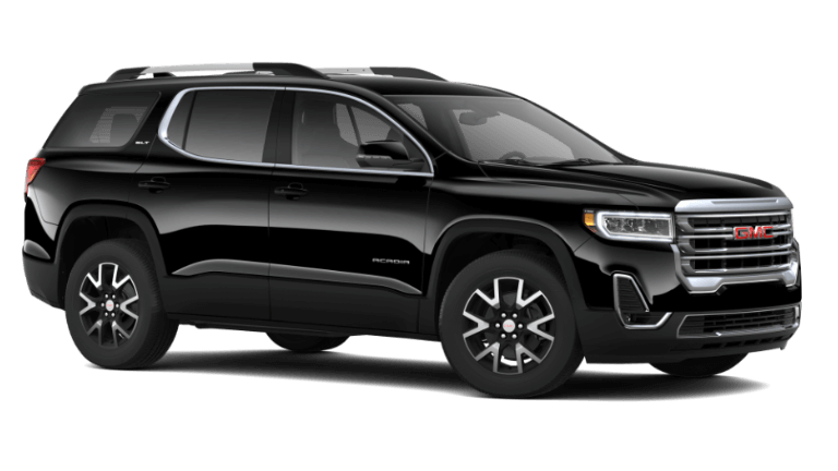2020 GMC Acadia - Ebony Twilight Metallic