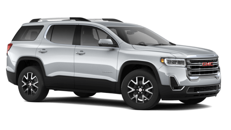 2020 GMC Acadia - Quicksilver Metallic