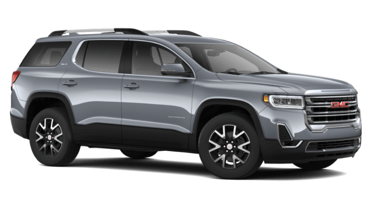 2020 GMC Acadia - Satin Steel Metallic