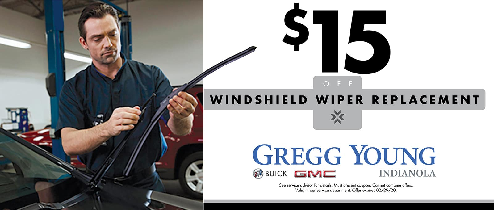 Winshield Wiper Replacement