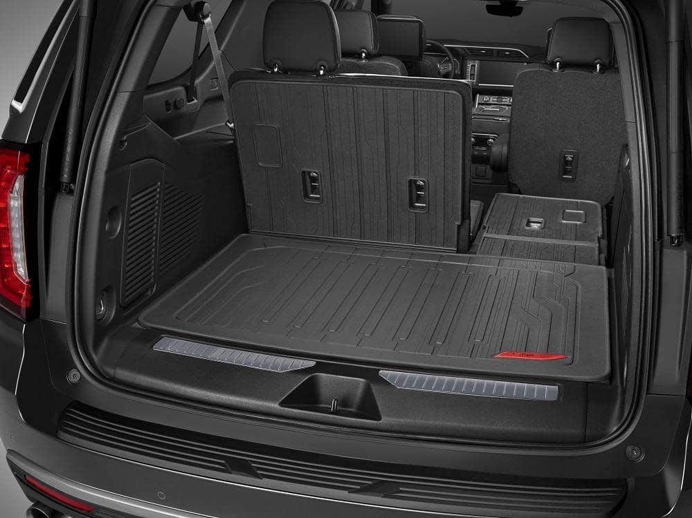 2021 GMC Yukon XL cargo space