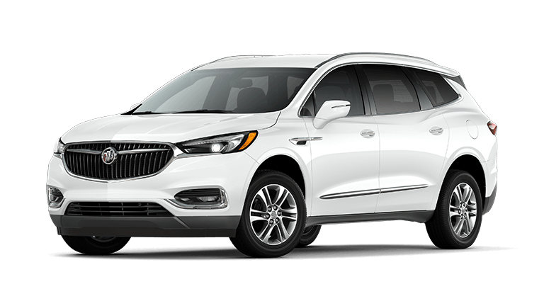 2021 Buick Enclave Essence - Summit White