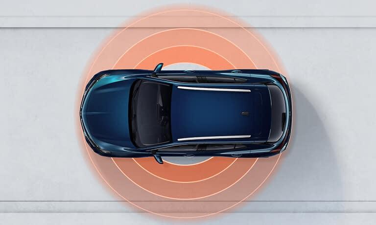 2021 Buick Encore GX exterior safety sensors