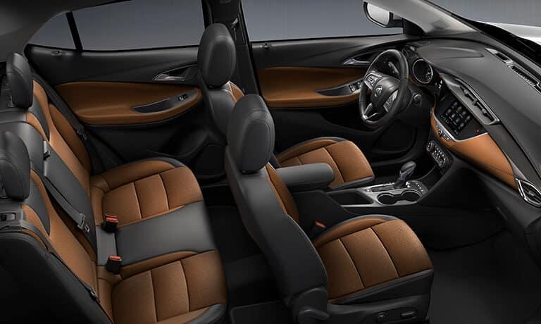 2021 Buick Encore GX interior side
