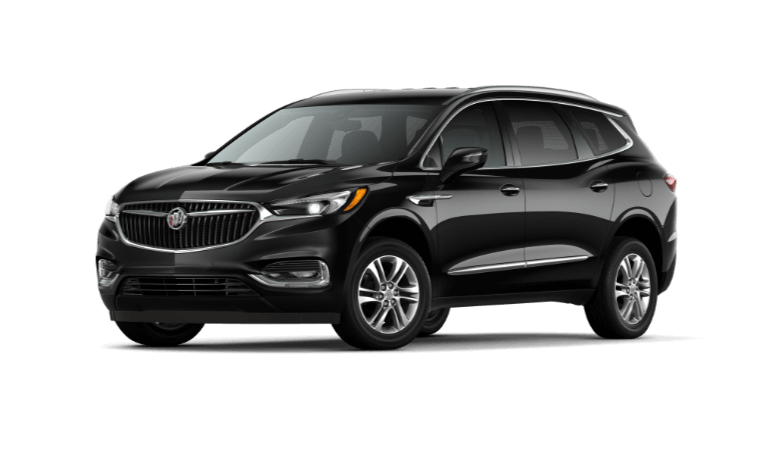 Incoming 2021 Buick Enclave Vehicles