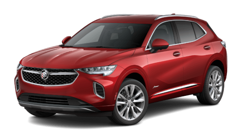 Incoming 2021 Buick Envision Vehicles