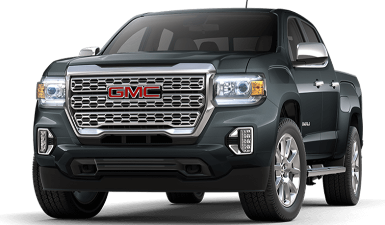 Incoming 2021 GMC Canyon Vehicles