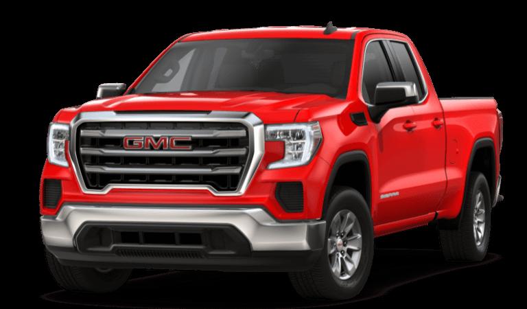 Incoming 2021 GMC Sierra 1500 Vehicles