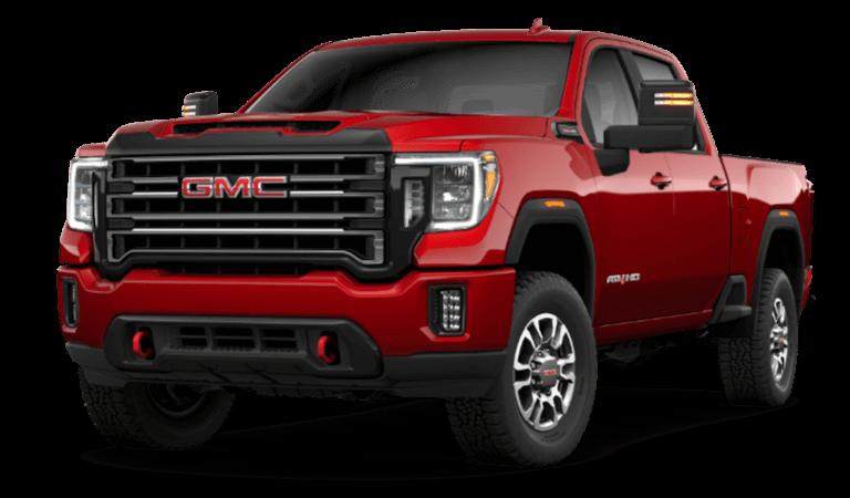 Incoming 2021 GMC Sierra 2500 Vehicles