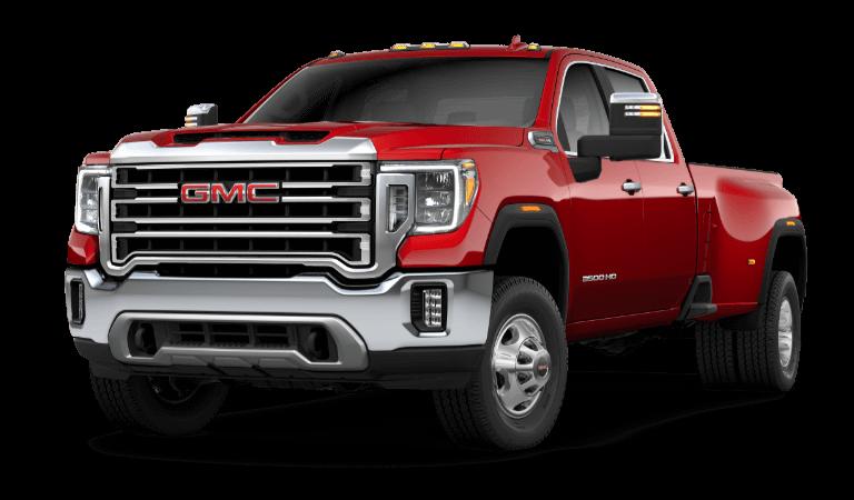 Incoming 2021 GMC Sierra 3500GMC Vehicles