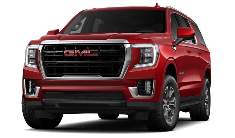 Incoming 2021 GMC Yukon Vehicles