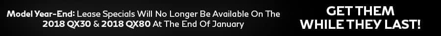 January INFINITI Special