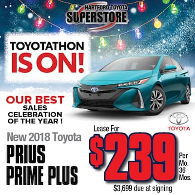 Lease Special New 2018 Prius Prime