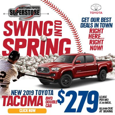 Lease Special New 2019 Toyota Tacoma AWD Double Cab